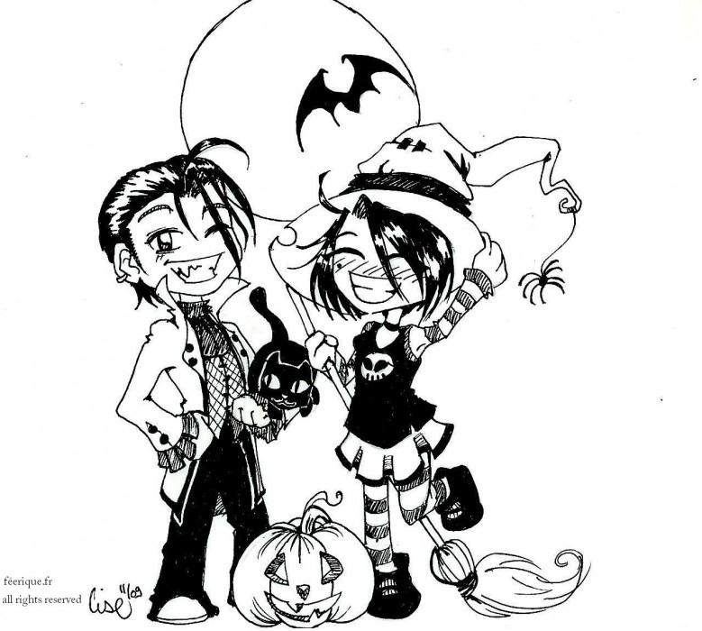 Halloween - Comics dessin ...