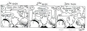 fée féerique BD dessin comic humour