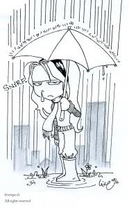 fée féerique dessin BD bande dessinée manga comics humour été