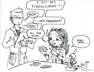 fée féerique dessin BD bande dessinée manga ghotique elfe fantaisy bac