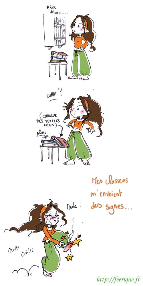 la vie quotidienne de féerique dessins des petites fées